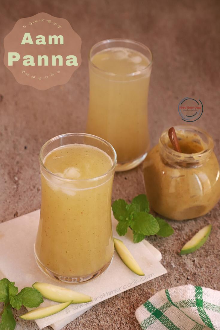 Aam Panna / Raw Mango Drink
