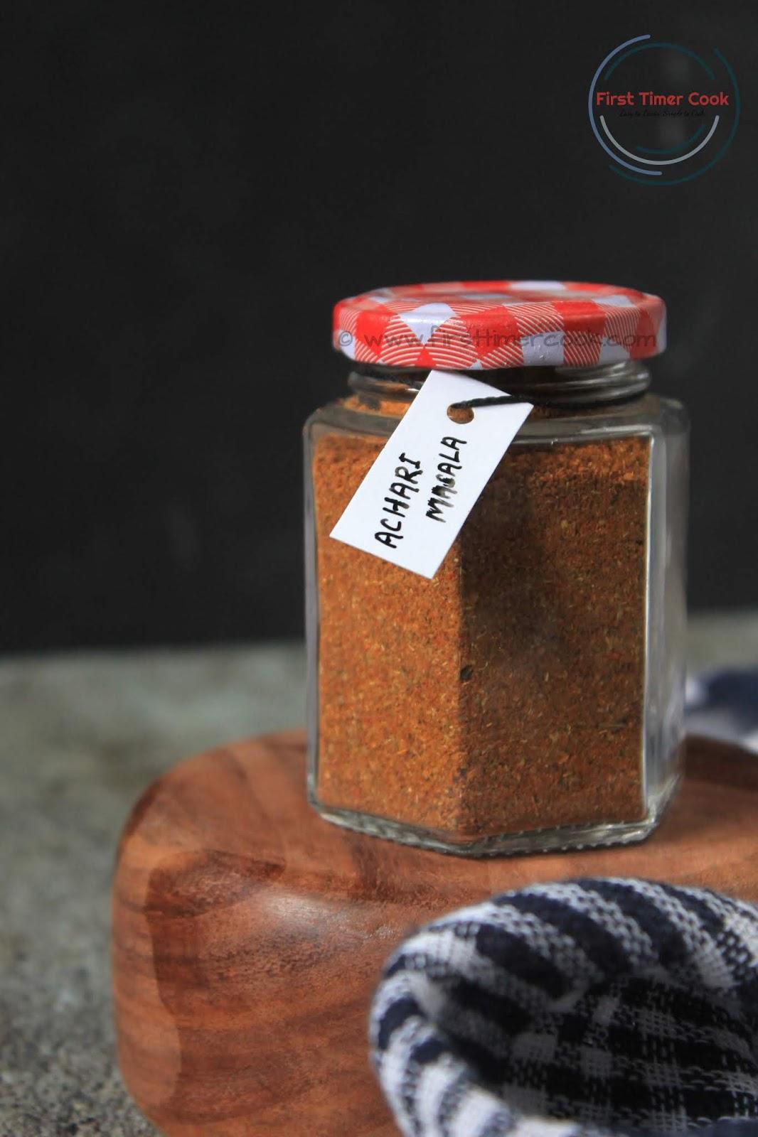 Achari MAsala powder 2