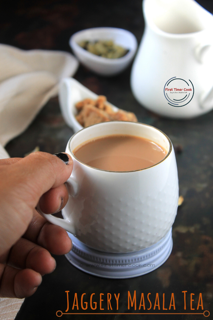 Jaggery Spiced Tea | Gud ki Masala Chai