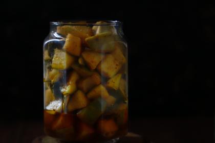 Instant Mango Pickle 1