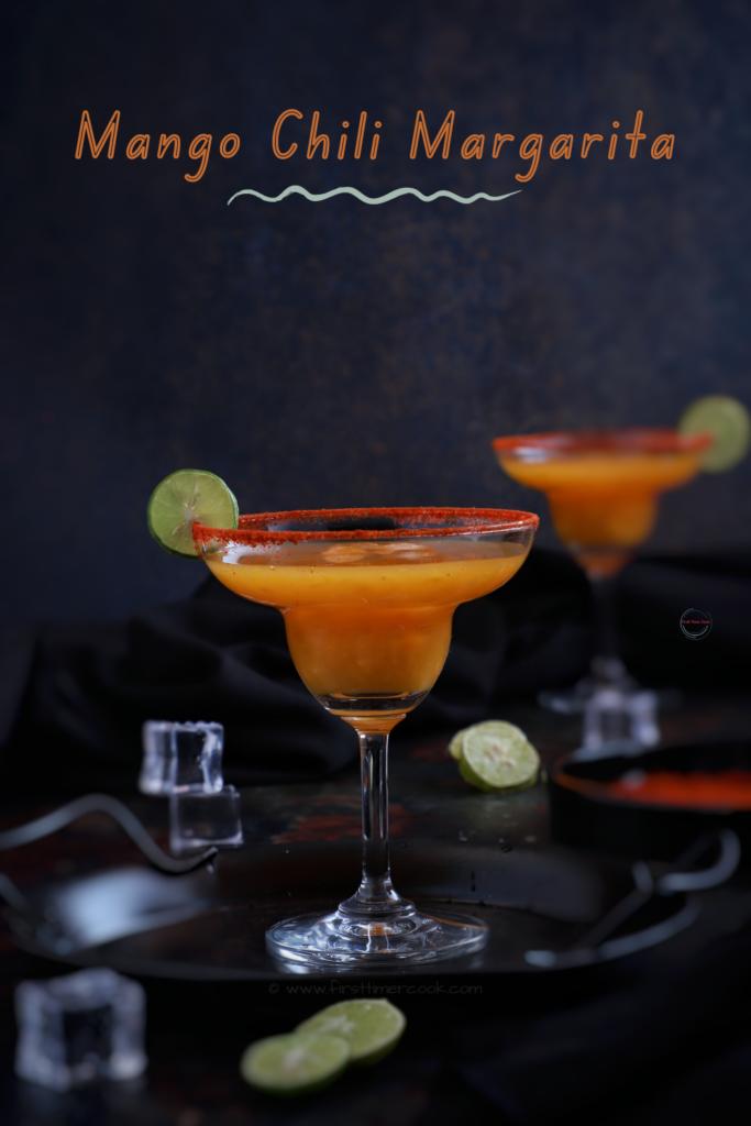 Chili Mango Margarita 1
