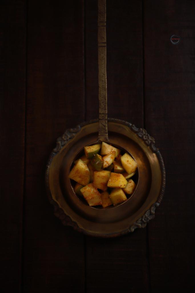 Instant Mango Pickle 2