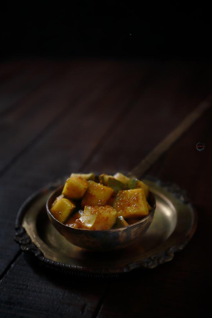 Instant Mango Pickle 3