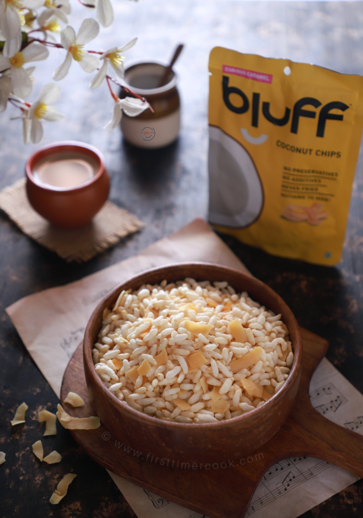 Coconut Puffed Rice Picture