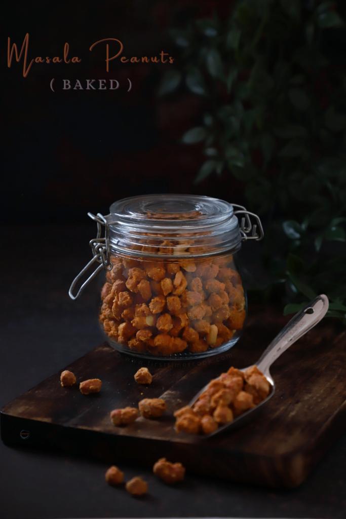 Masala Peanut (baked) 1