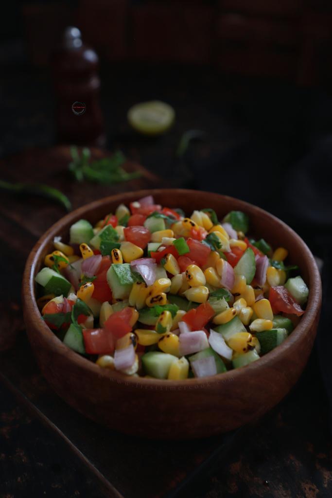 Roasted Corn Salad 22