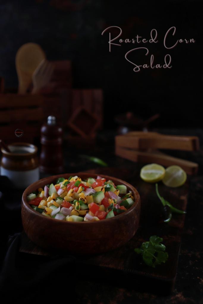 Roasted Corn Salad 1
