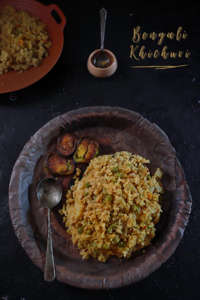 Bengali Khichuri 2